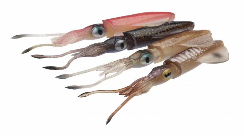 Savage Gear 3D Swim Squid