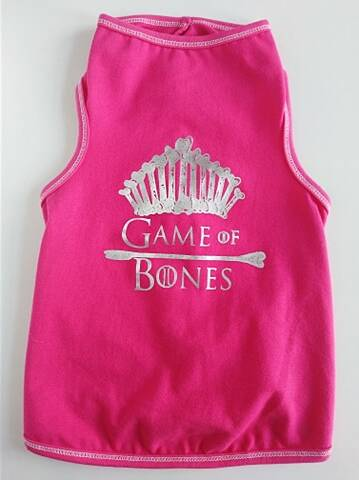 Game of Bones fushia 36cm