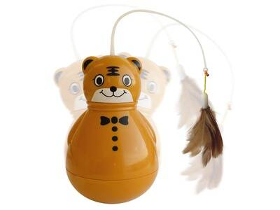 Tiger electronic cattoy