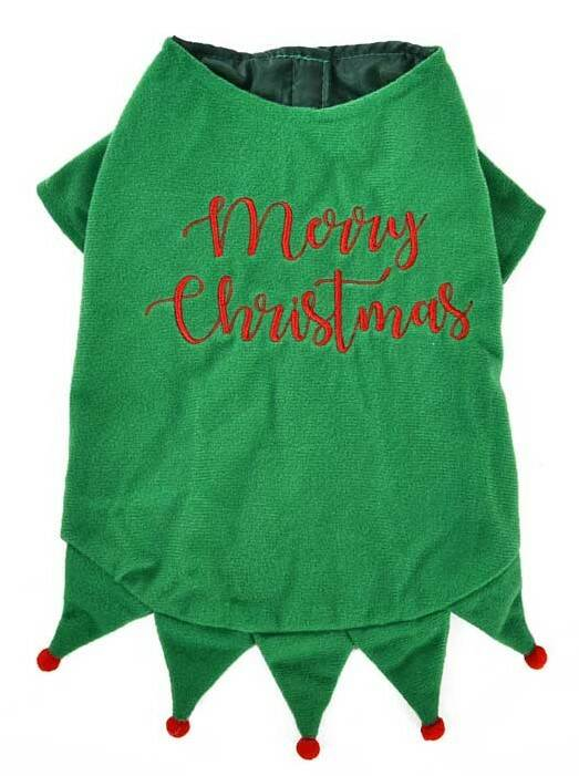 Kerst Elf Outfit