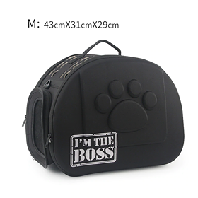Transformer Reistas hardshell  I'm the Boss, black