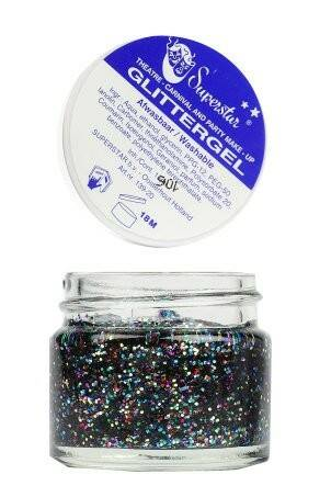 Superstar Glittergel 15 ML - Bont / Rainbow