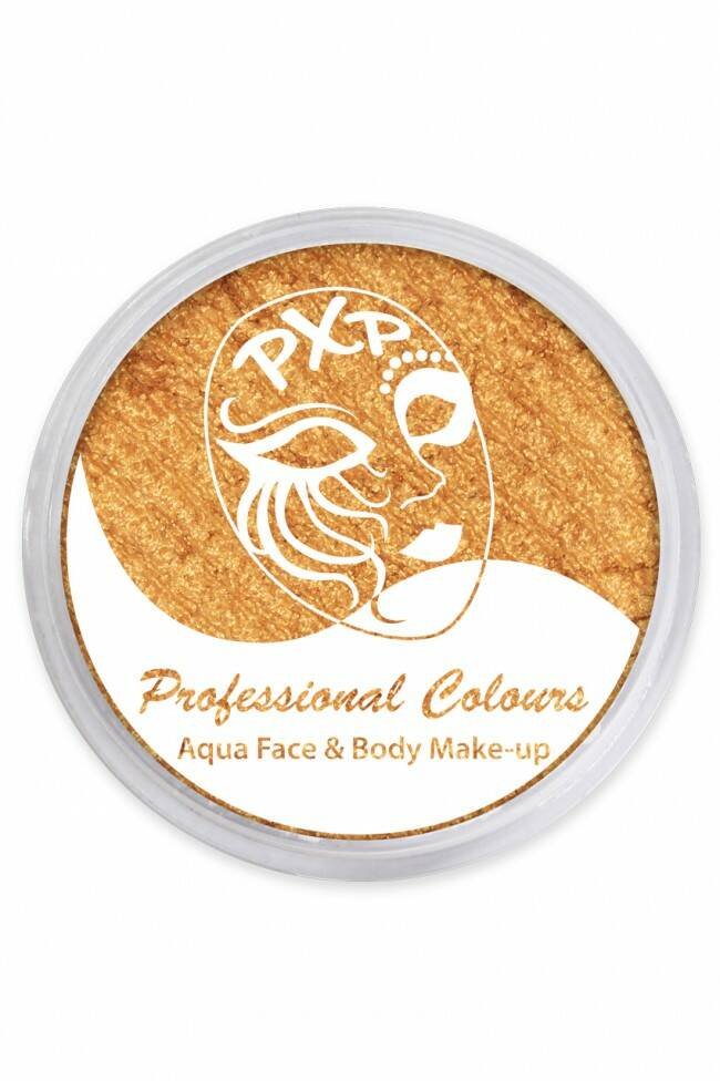 PXP Professional Colours 10 gram Royal Gold 42806