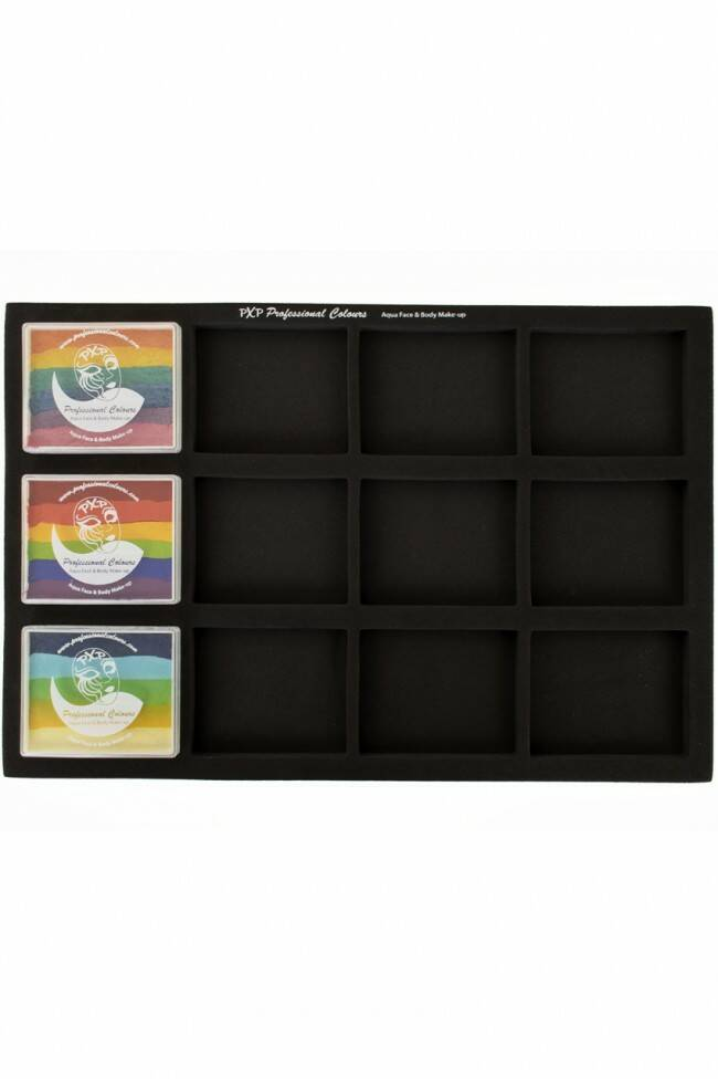 PXP Professional Colours Tray splitcake 50 gr voor Collectorbox 43580