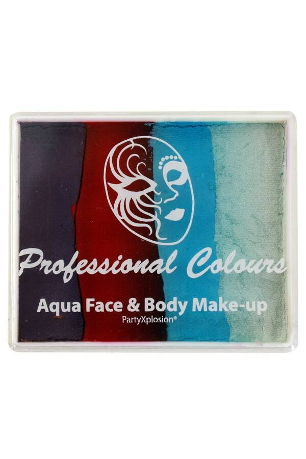 PXP Professional Colours 50 gram splitcake Big Deep Ocean 43944
