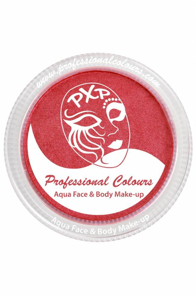 PXP Professional Colours 10 gram Pearl Red 782