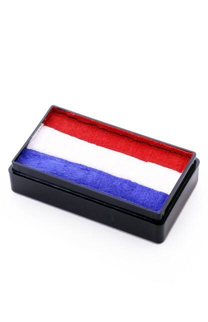 PXP Professional Colours 28 gram splitcake Dutch flag - 43379