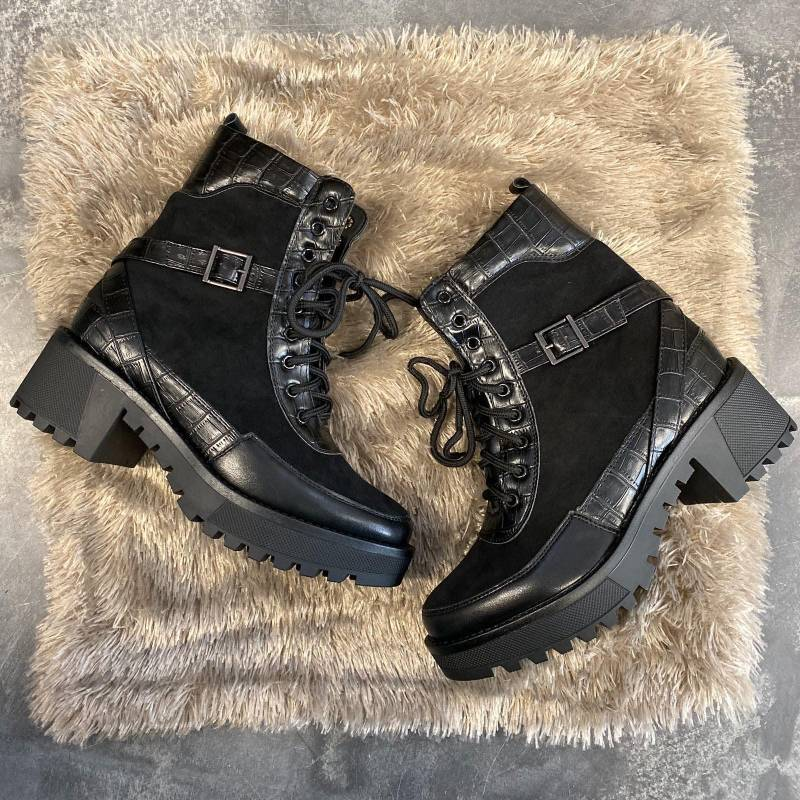Stoere boots (D7605)