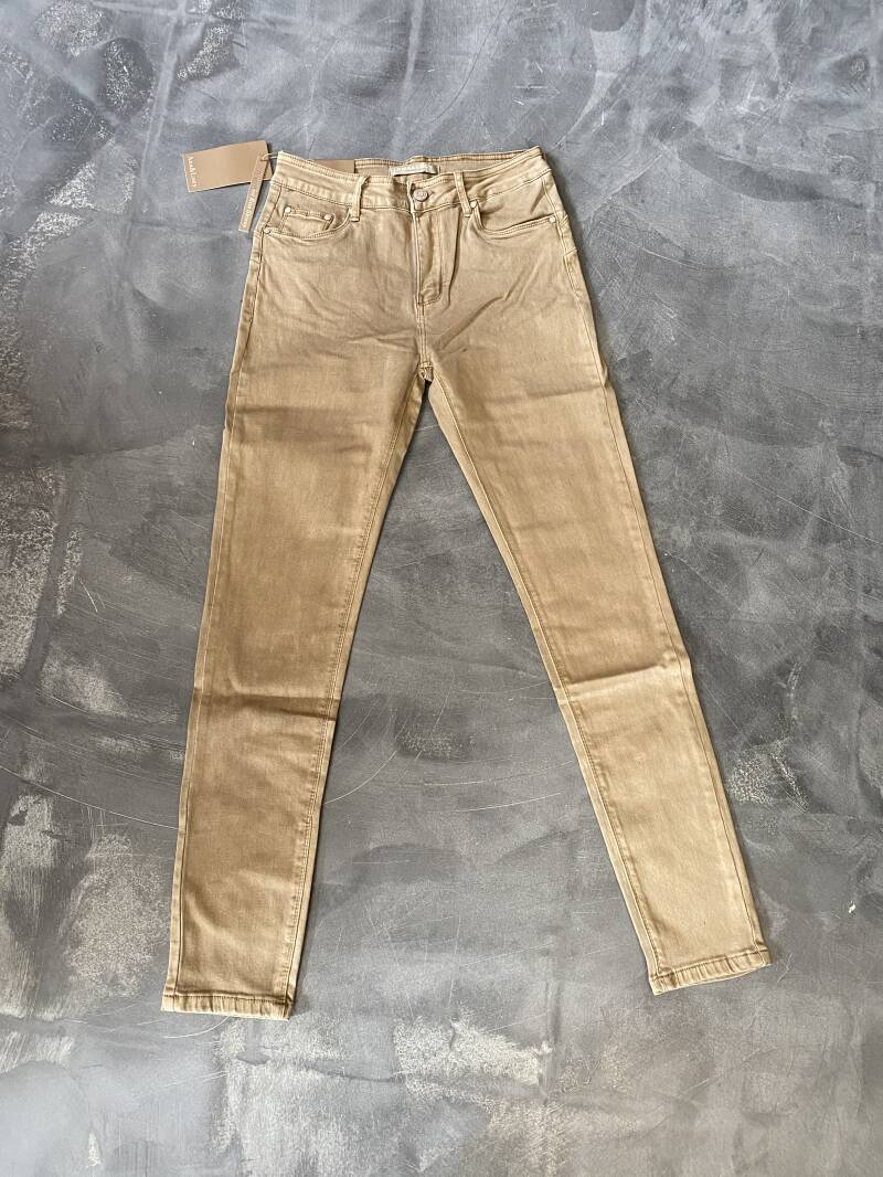 ANa & Lucy camel jeans