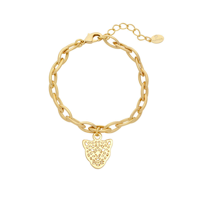 ARMBAND PANTHER DREAM - GOLD