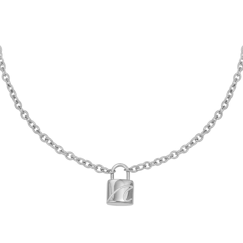 Ketting special lock - silver