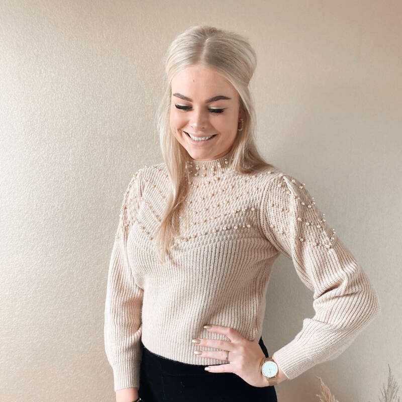 Lara sweater - beige