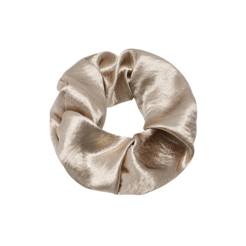 Scrunchie sweet as satin - gold