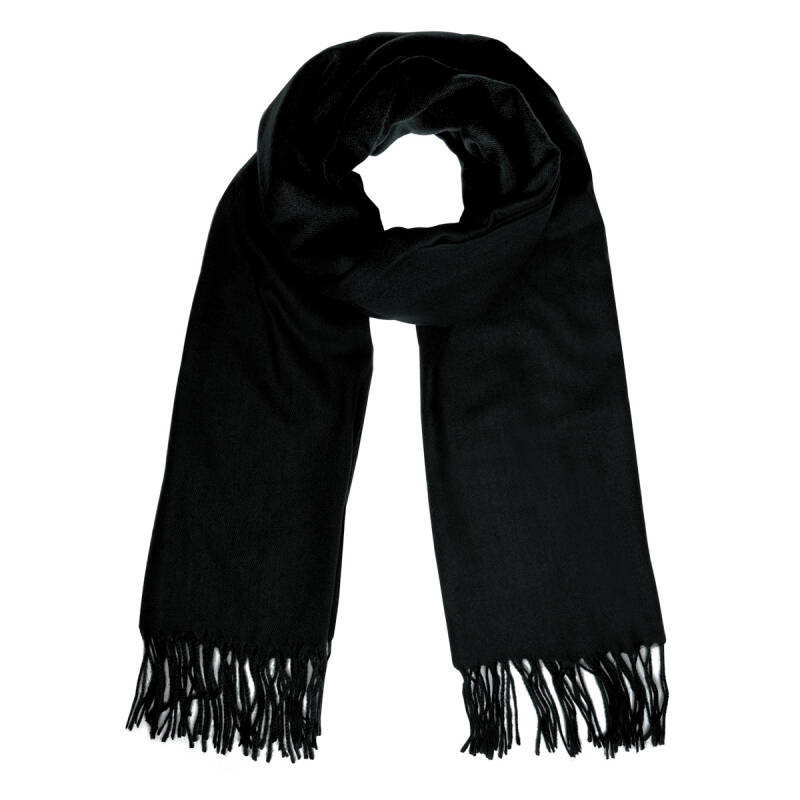 Sjaal chilled - black