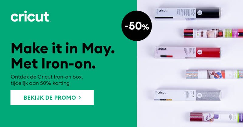 (limited!) #MakeItInMay Iron-on box
