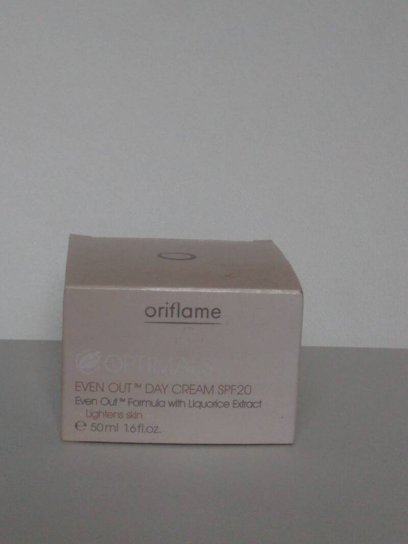Optimals even out dag creme SPF 15