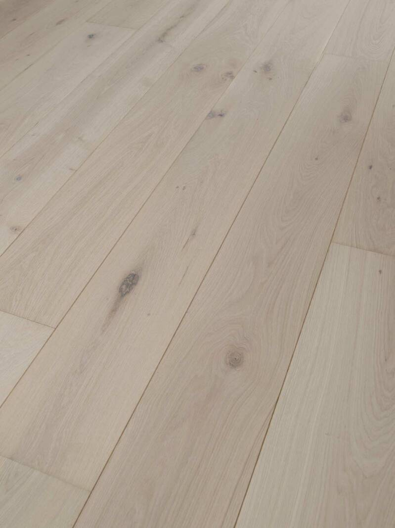 Lalegno rovere classic wit geolied