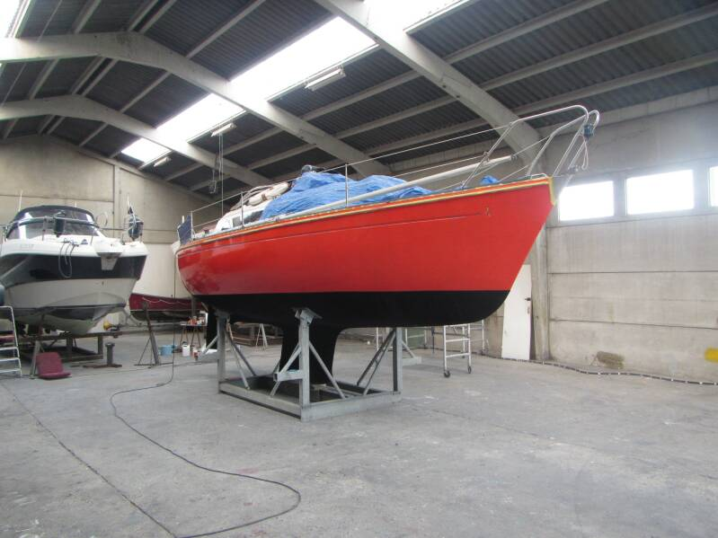 BIO-antifouling SPEEDGRADE folie/wrap