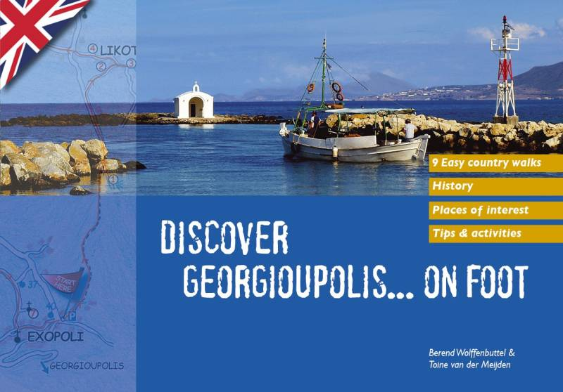 Discover Georgioupolis... on Foot