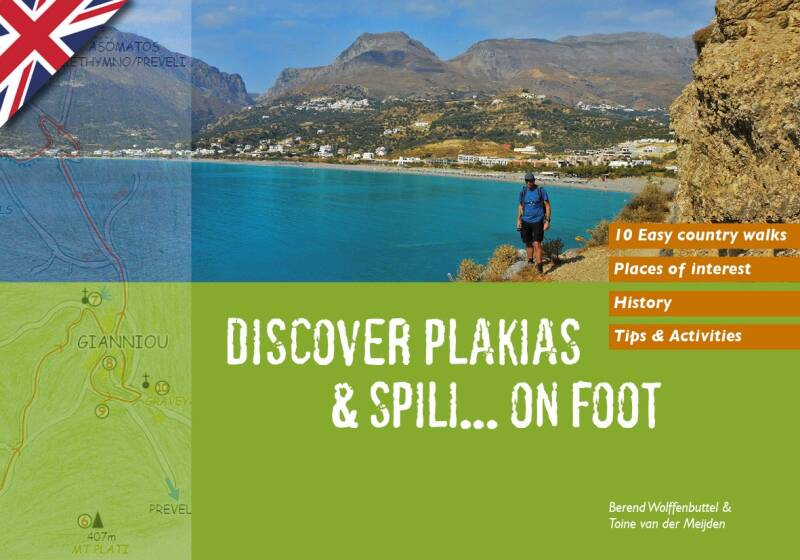 Discover Plakias & Spili... on Foot