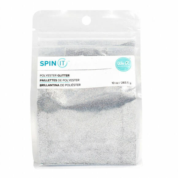 We R Memory Keepers • Glitter Spin IT 10 oz extra fine silver ( 660607)