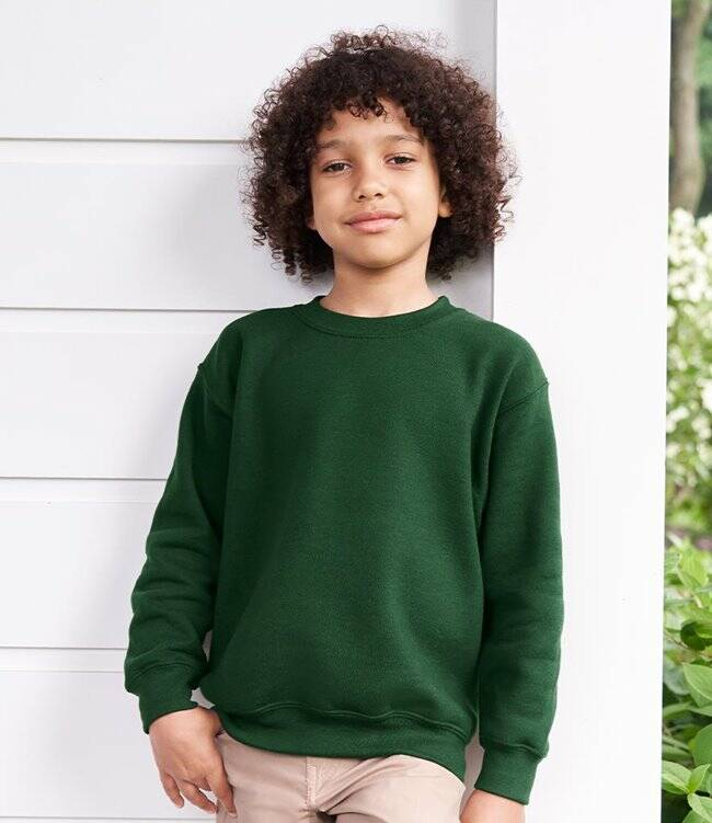 Kids sweater van Gildan GD56Bpri