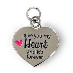 Charms for you - heart