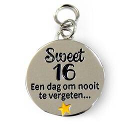 Charms for you - sweet 16