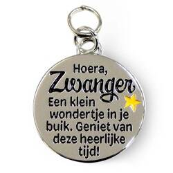 Charms for you - zwanger